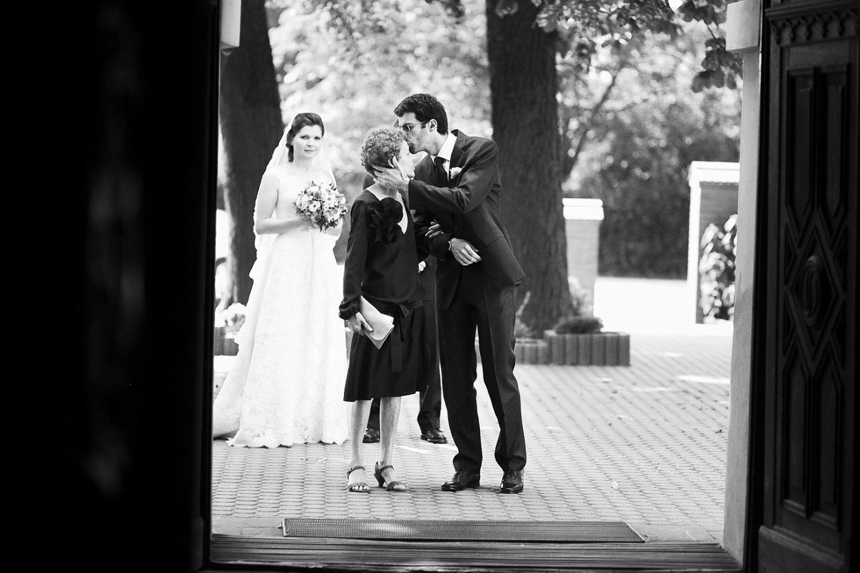 Fotografia ślubna goście