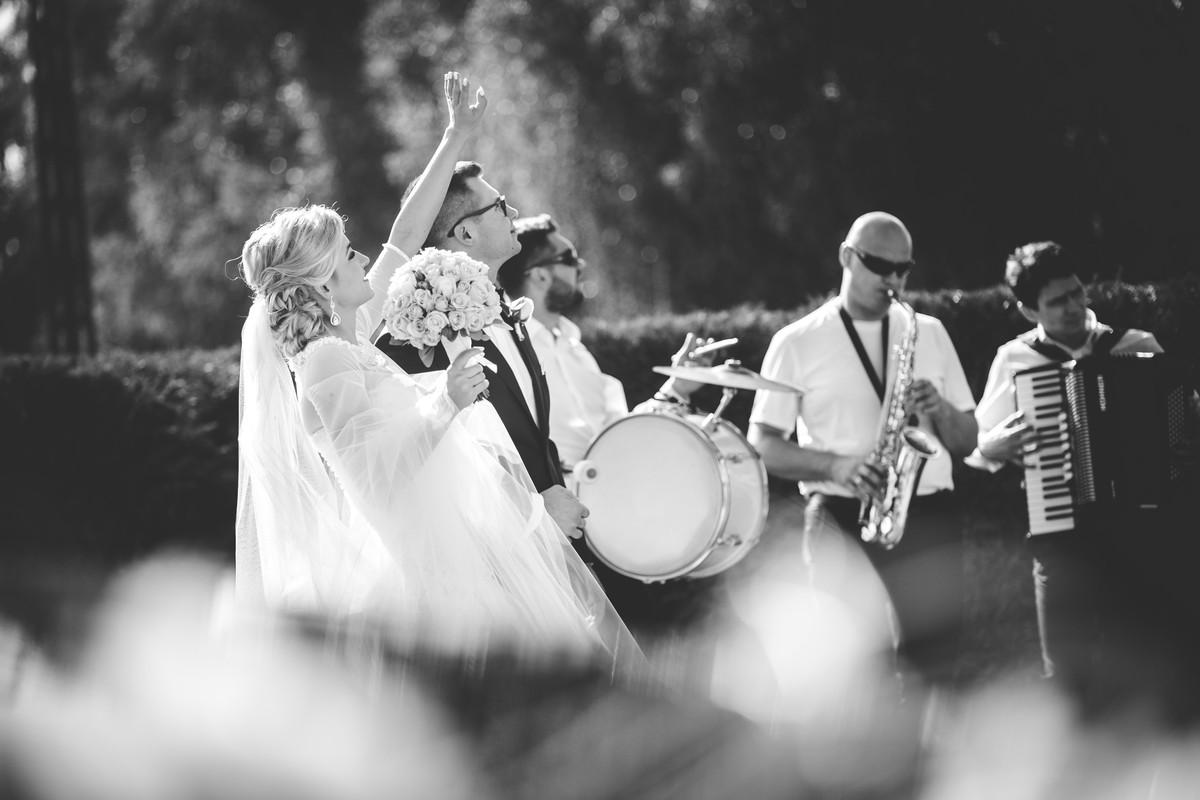 Fotografia Ślubna Rzeszów Ceremonia Orkiestra