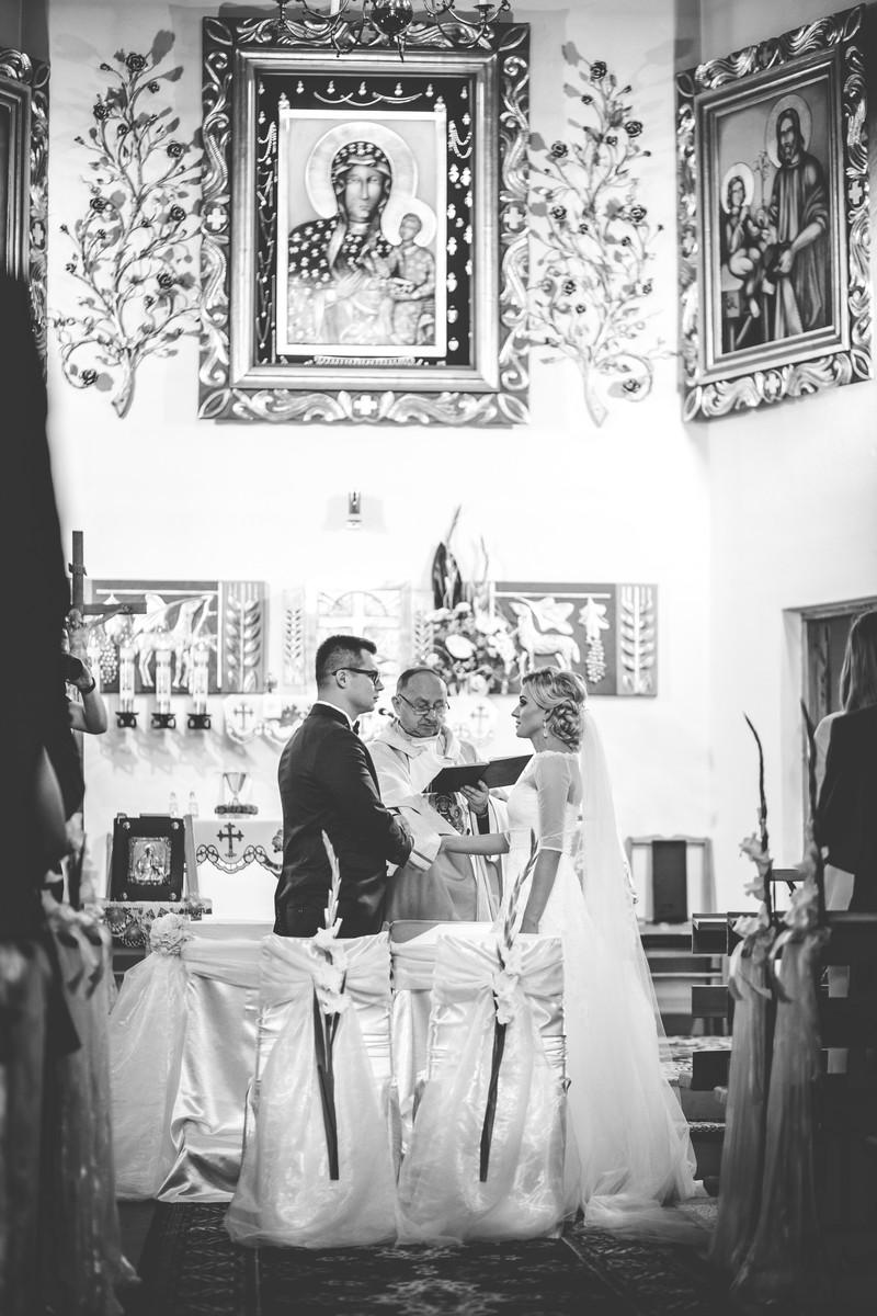 Fotografia Ślubna Rzeszów Ceremonia Przysięga